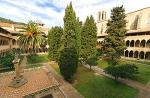 claustre monestir