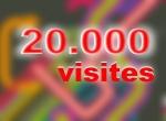 20000 vistes
