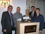 lliurament premi joves per l'esport 2012