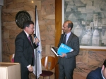 vicepresident Rotary amb president Unicef