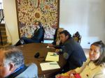 talleres asamblea en Santillana de Mar