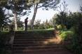 visita jardins can Amat 6