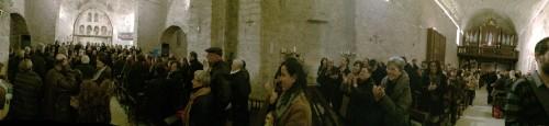 concert nadal rotary 2014  pnoramica