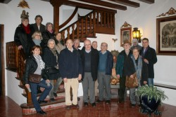 colla rotary amb mossen pauses sitges