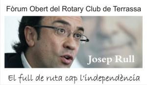 forum Josep Rull Rotary Terrassa