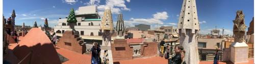 panoramica terrat palau guell