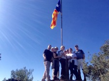 grup rotary al cim del Ros