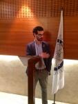 Guillem Vasco president Rotaract 2015-16