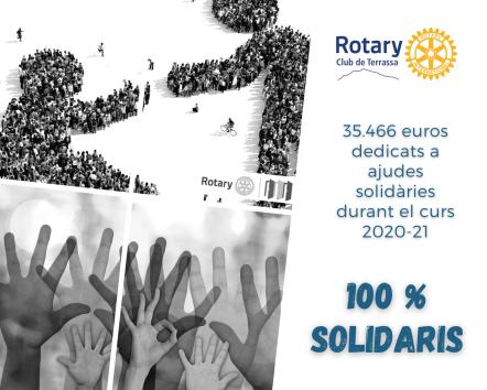 100 solidaris Rotary Terrassa