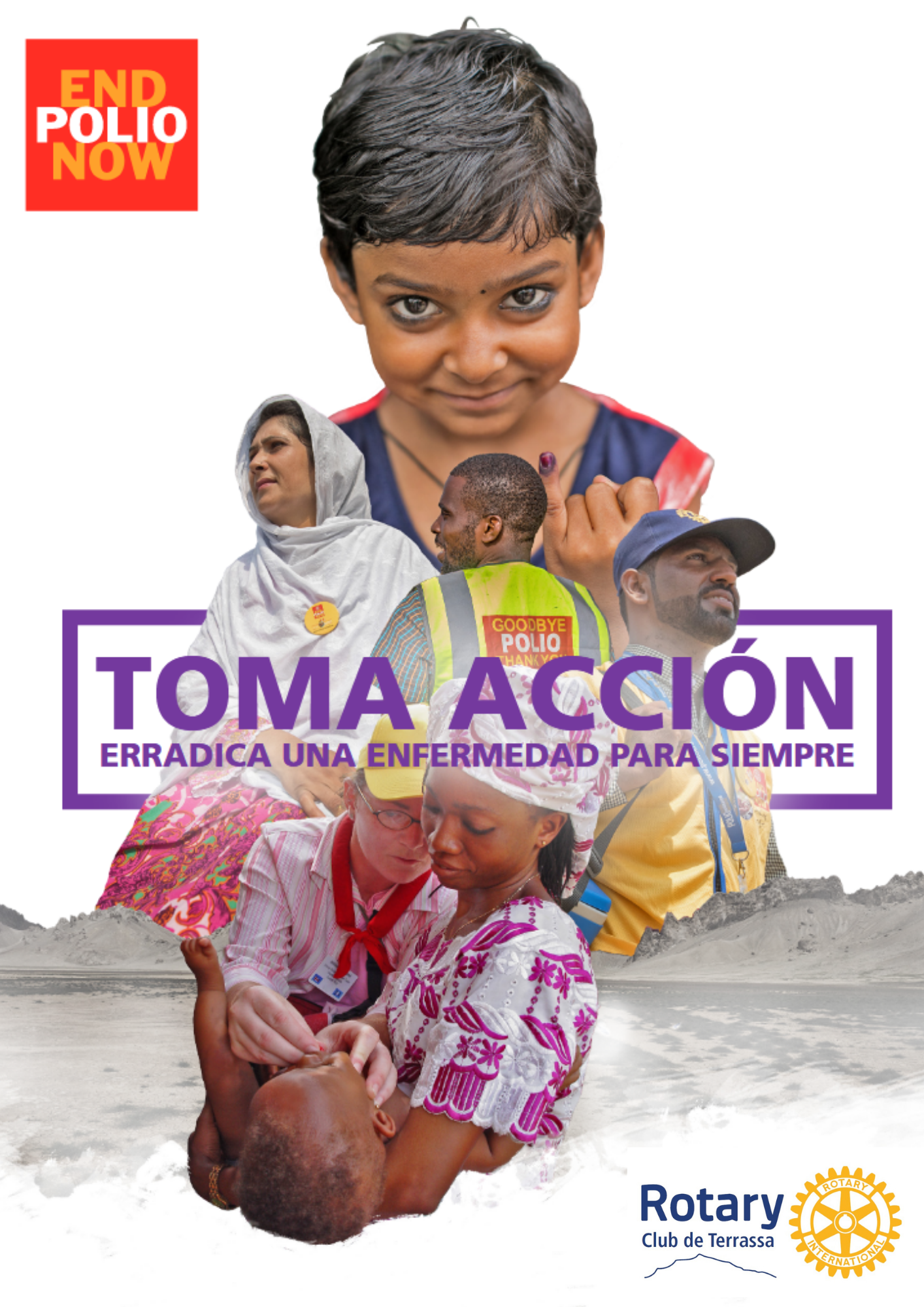 polio 2021 rotary terrassa